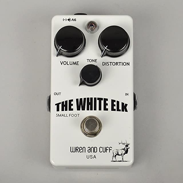 リンク:THE WHITE ELK