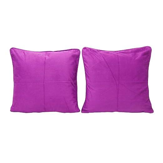 Lote de 2 piezas Home Décor Throw Pillow Cojín india Sofá ...