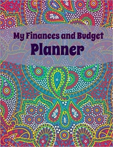 My Finances and Budget Planner: Volume 1 (Extra Large Weekly Bill Planner Notebook)