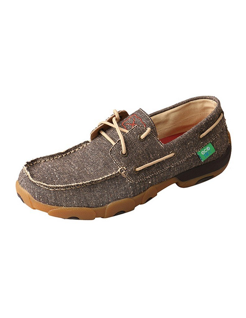 Dust 11.5 W Dust 11.5 W Twisted X Mens Eco Driving Mocs