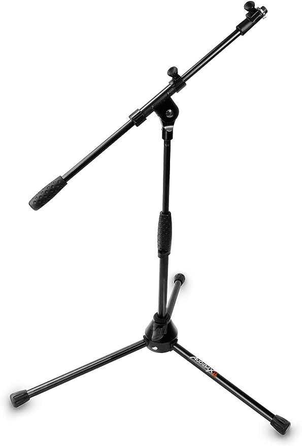Audibax Standmic-inst. Soporte Micrófono Corto para Batería o Guitarra: Amazon.es: Electrónica