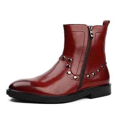 automne - hiver fashion les pour bottes en cuir pour les dames martin 2d8ff8