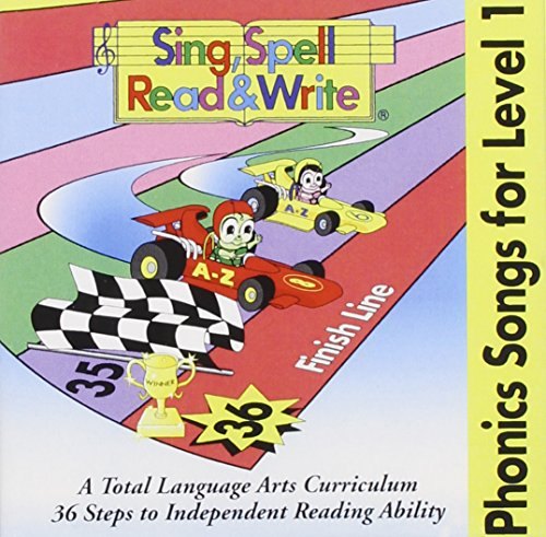 LEVEL 1 AUDIO COMPACT DISK SECOND EDITION SING SPELL READ AND WRITE