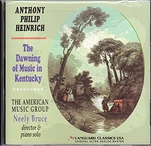 Dawning of Music in Kentucky