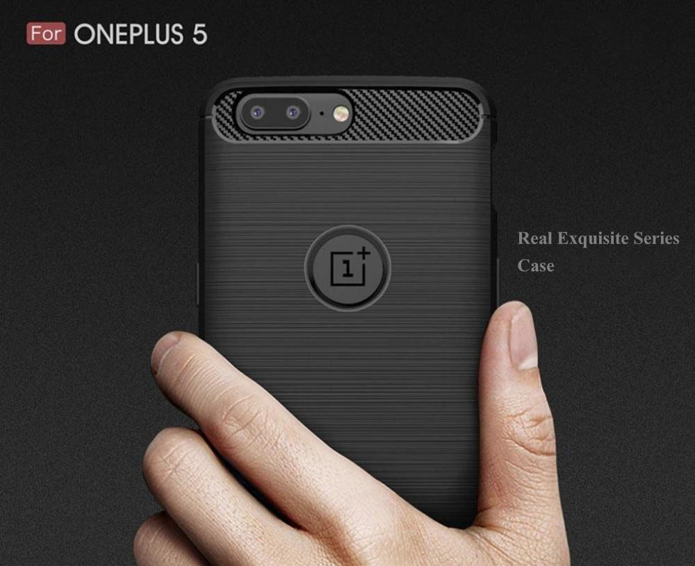 CEDO Rugged Armor TPU Military grade Shock Proof Back Cover for OnePlus 5(Black) (B0744FKD1T) Amazon Price History, Amazon Price Tracker