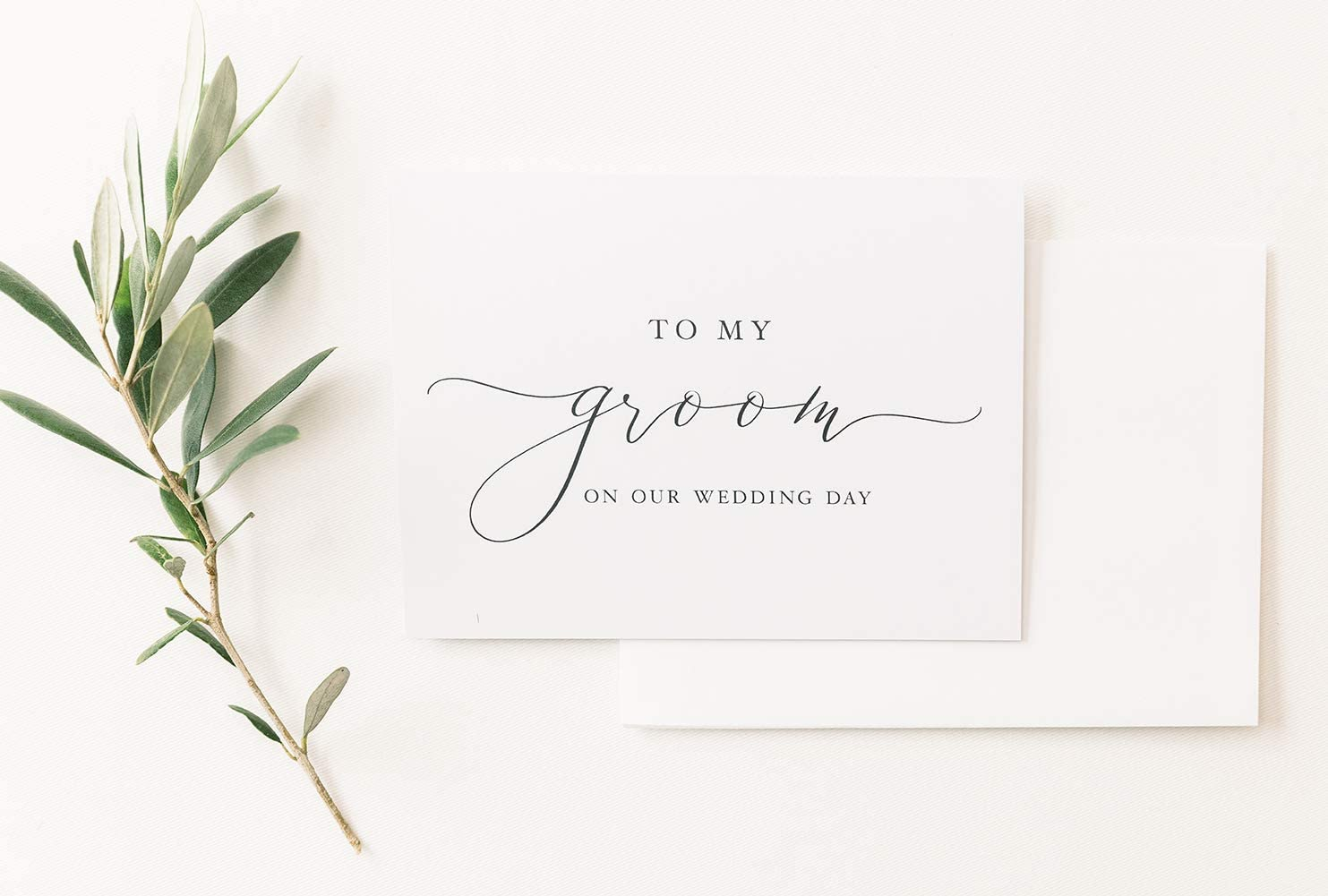 Wedding Card to Bride or Groom You Wedding Day Card Me It Was Always You To My Groom Card Wedding Cards Always Forever K4