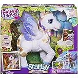 Furreal Friends - StarLily, mi unicornio mágico (Hasbro B0450) - Versión italiana