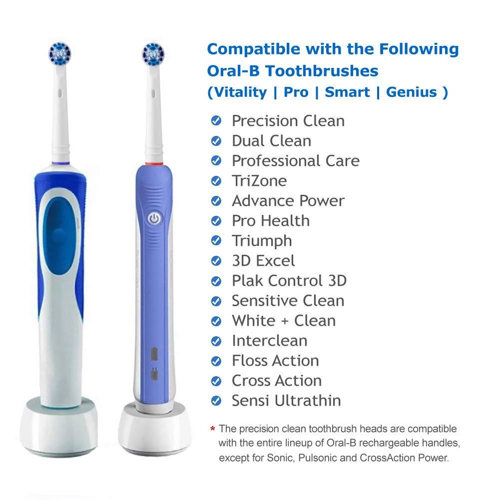 Oral B Elec Smart 5 5900 Crossaction Spazzolino Elettrico f9b4e7157168a