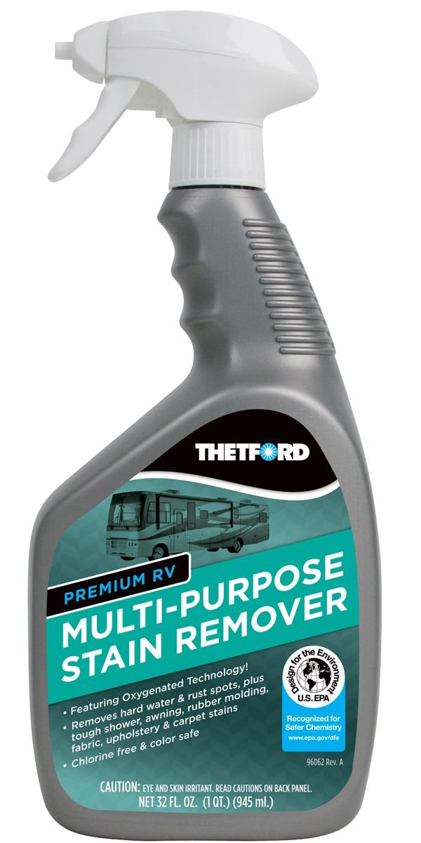 Amazon.com: Premium RV Multi-Purpose Stain Remover - Cleaner for ...