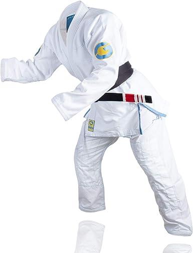 Gold BJJ Jiu Jitsu Gi