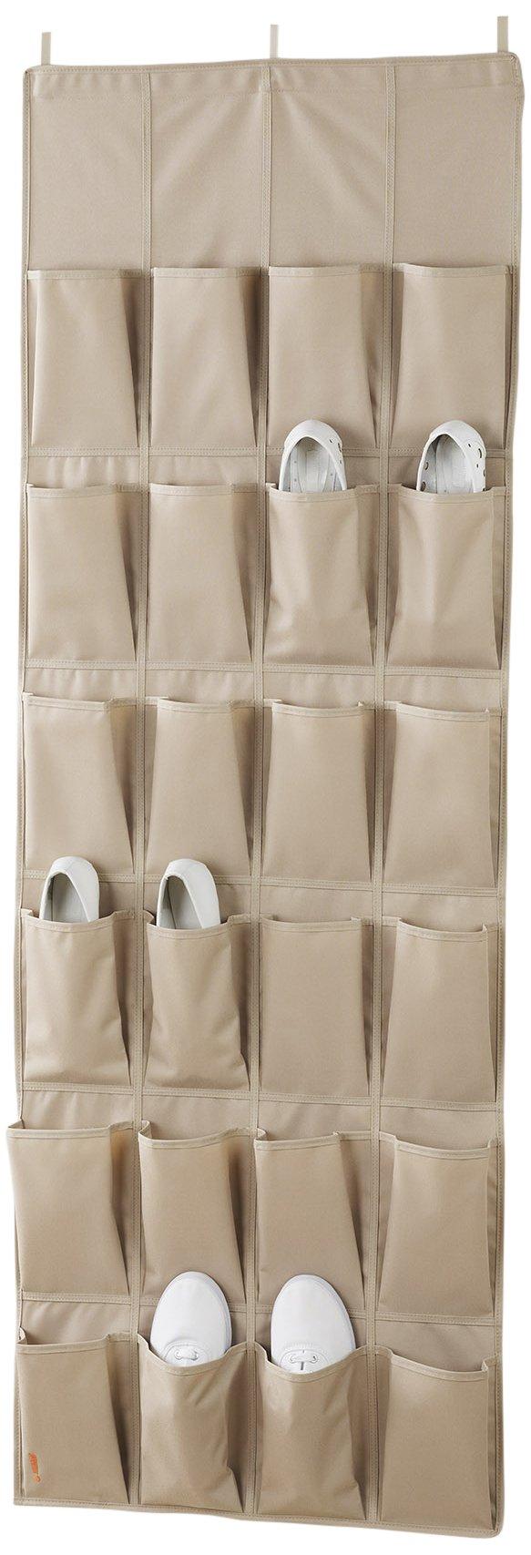 neatfreak 5660-ST 24 Pocket Over The Door Organizer