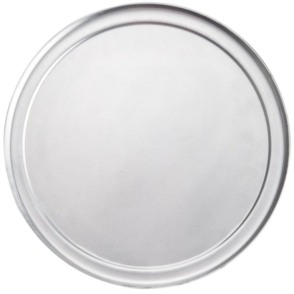 15'' Wide Rim Aluminum Pizza Pan