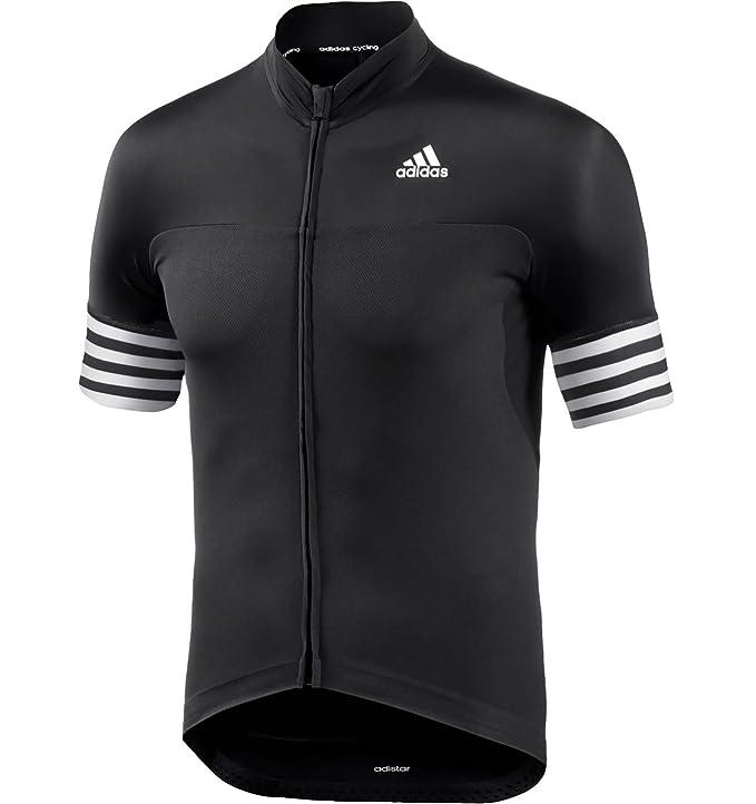 ee9e053714d85 Amazon.com : adidas Performance Mens Adistar Cycling Jersey : Sports ...