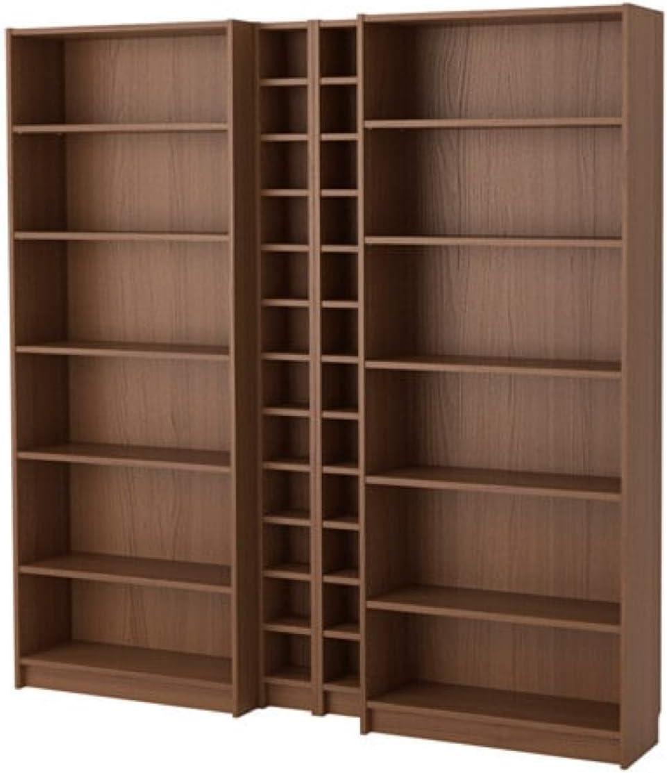 IKEA Billy/Gnedby 891.556.25 - Estantería (tamaño 78, 3/4 x ...