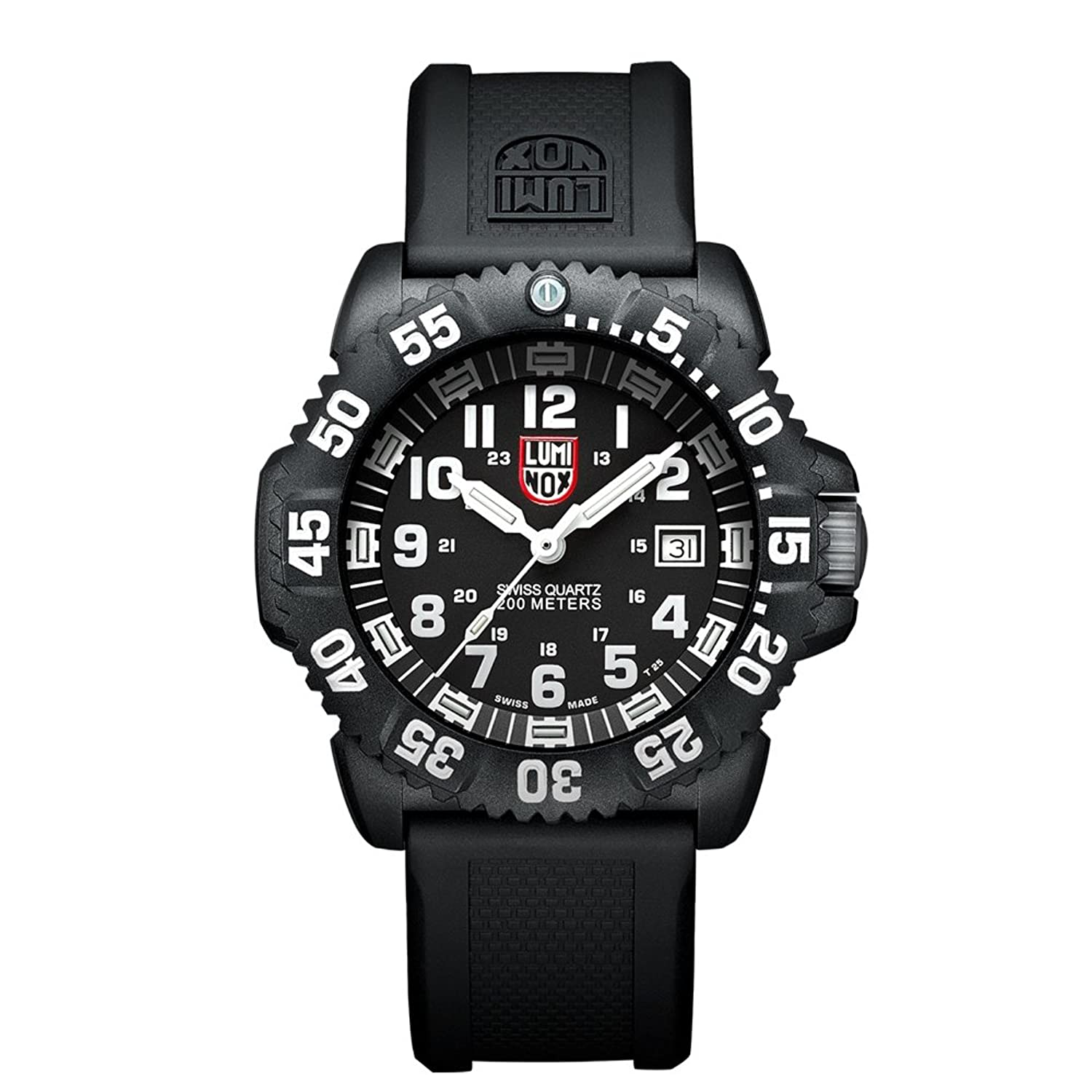 Luminox Navy SEAL Colormark Herren-Armbanduhr Analog Quarz Kautschuk - LU3051