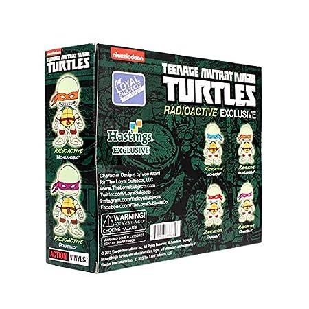 Amazon.com: Muñecos de las Tortugas Ninja que brillan ...
