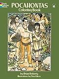 Pocahontas Coloring Book