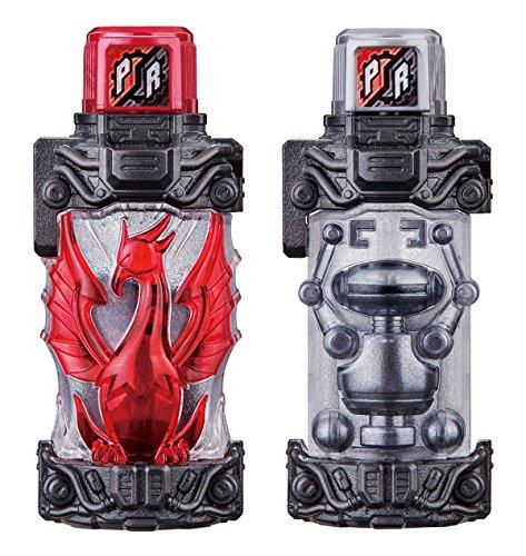 Bandai Kamen Rider Build DX Phoenix Robo Full Bottle Set (Kamen Rider)