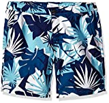 onia Men's Calder 7.5 Inch Italian Print Swim Trunk, Aegean Sea Multi, 32