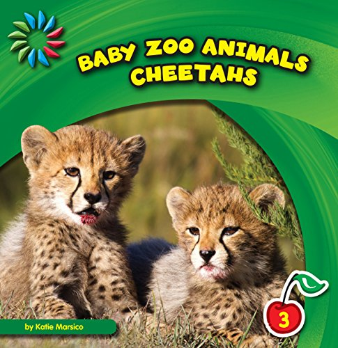 Cheetahs (21st Century Basic Skills Library: Baby Zoo Animals)