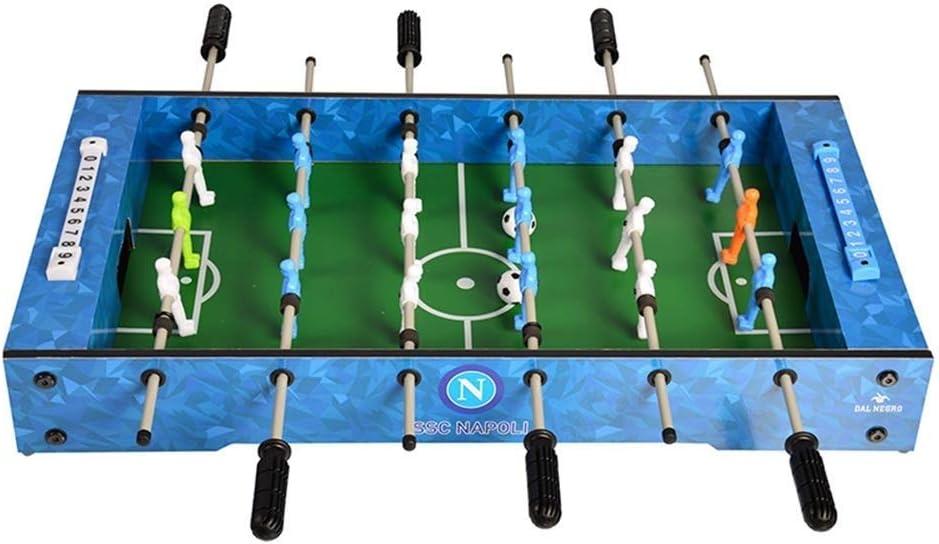 SZNWJ Juegos de Mesa for niños, los titulares de Mini Compacto de Mesa de futbolín futbolín Mesa for Home Juego: Amazon.es: Hogar