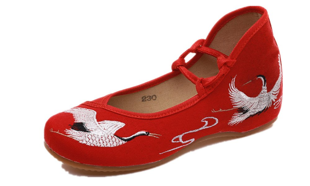 Tianrui B07GS3BJF8 red Crown Sandales Pour Femme Tianrui red df71cc6 - epictionpvp.space