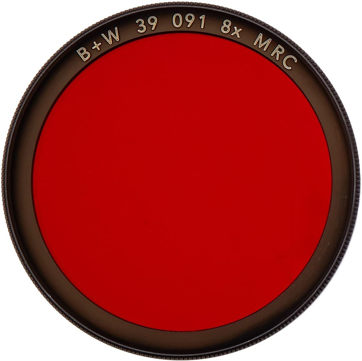 46 mm B+W 11198 F-Pro 091 Rotfilter Schwarz