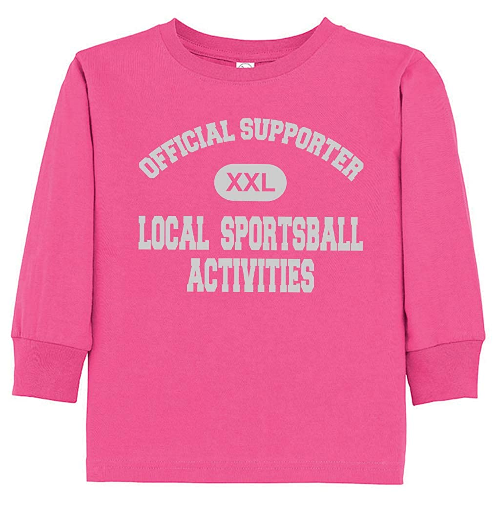 Tenacitee Babys Official Supporter of Sportsball Shirt