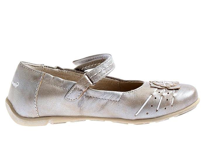 d5275e680e498 Perche No elegante Mädchenballerinas Lederschuhe Ballerinas Schuhe ...