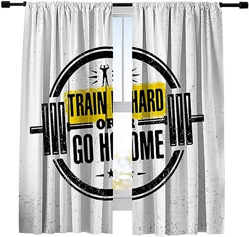 Miblor Blackout Curtain