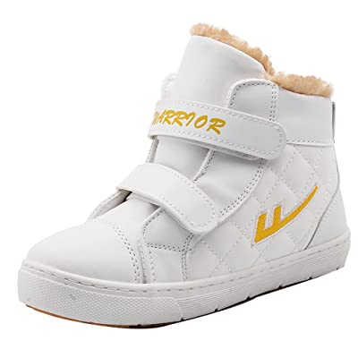 2015 NEW D.s.mor Toddler Fur Lined Two-strap Snow Boots Winter Shoes