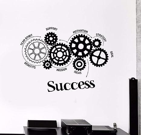 Mural Zozoso Palabras De Motivación Vinilo Pared Calcomanía