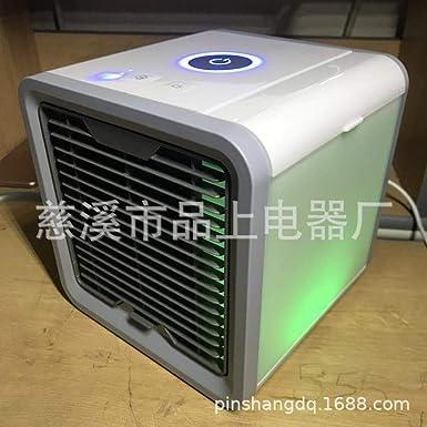 Ventilador refrigerado por Agua_Mini Ventilador de Aire ...