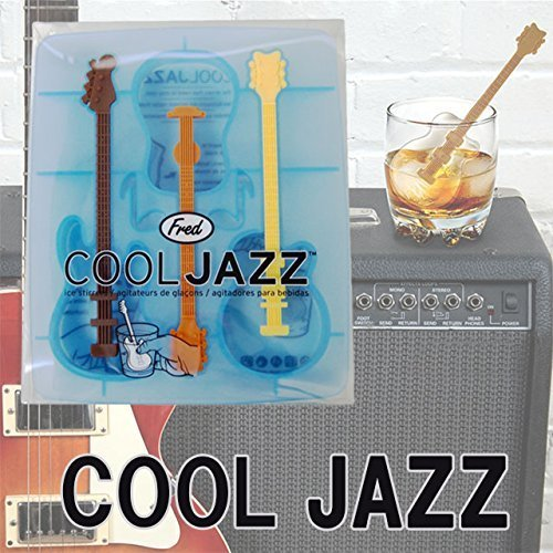 FRED ice tray cool jazz (japan import) (Cool Jazz Ice Tray)