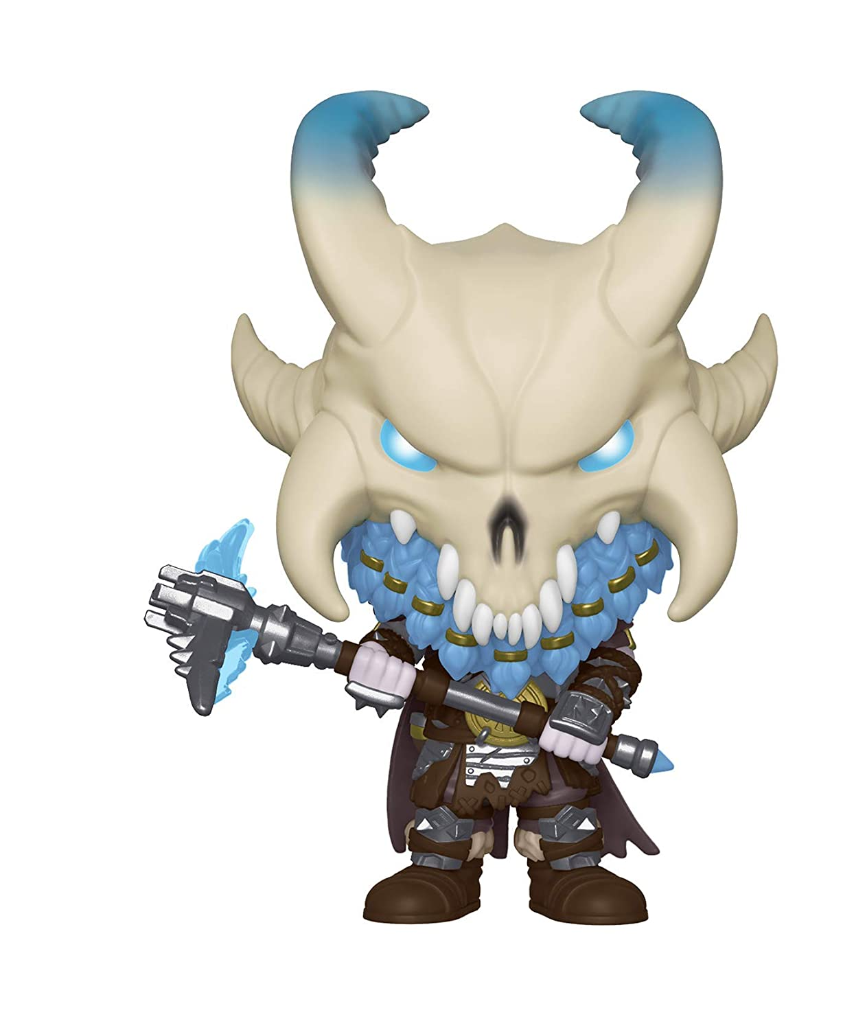 Funko Pop! Games: Fortnite - Ragnarok, Standard, Multicolor