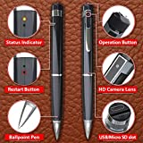Hidden Spy Camera Pen 1080p | Nanny Camera Spy