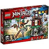 レゴ (LEGO) ニンジャゴー 離れ小島 ティガー島 70604