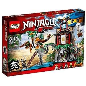 LEGO - Isla de la Viuda del Tigre, (70604)