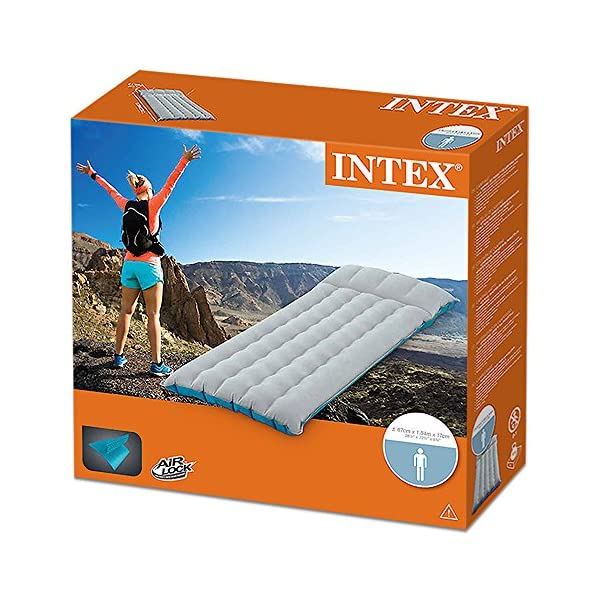 617U6V6wC7L Intex Camping-Luftmatratze
