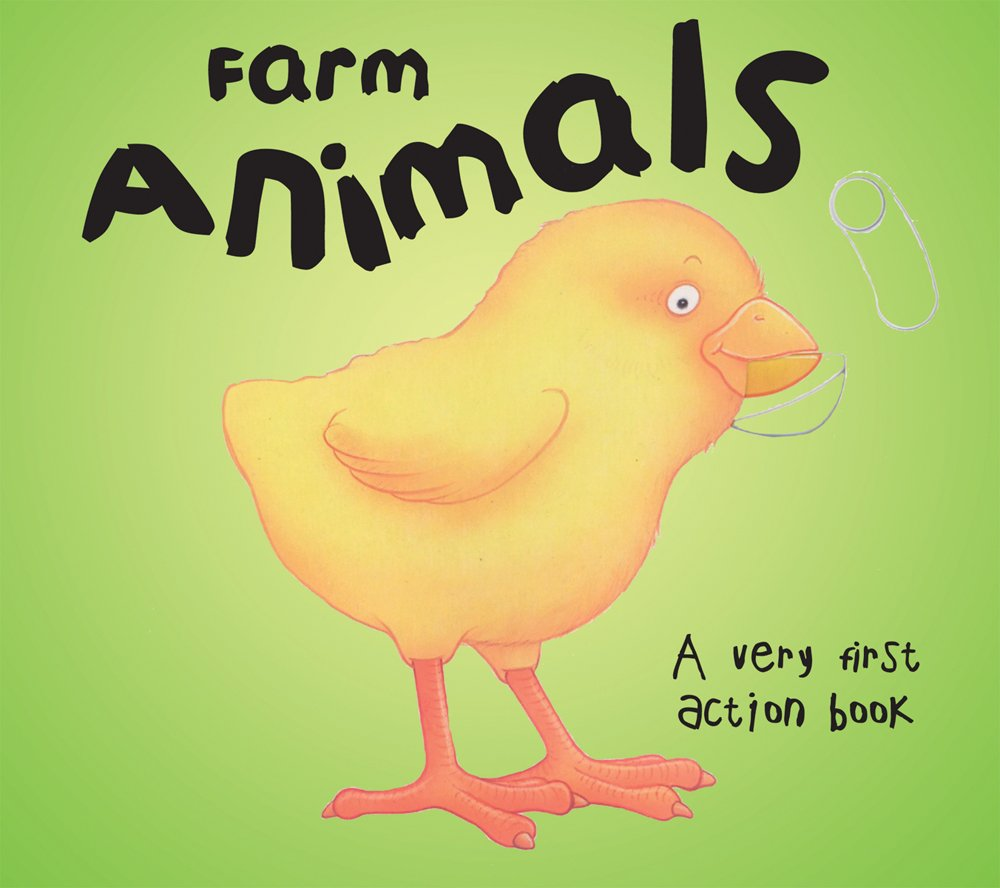 Download Farm Animals (A Very First Action Book) pdf