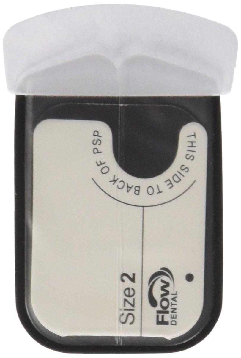 Flow Dental 80161 Safe 'n' Sure OPT Barrier Envelopes, Size 2 (Pack of 250) by Flow Dental
