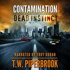 Contamination: Dead Instinct Audiobook