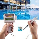 Bewinner PH Chlorine Tester Kit Portable Swimming
