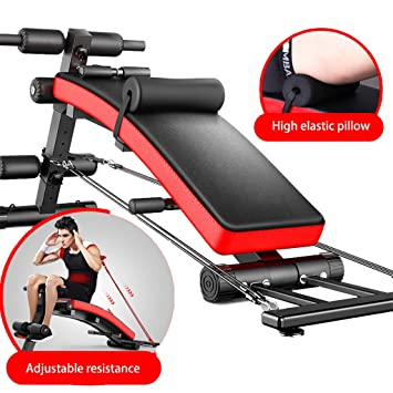 Magnificent Amazon Com Adjustable Weight Exercise Bench 440Lb 7 Stage Dailytribune Chair Design For Home Dailytribuneorg