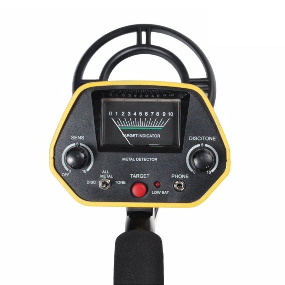 Maclean mce969gc Profundidad Sonda metal Such dispositivo detector: Amazon.es: Bricolaje y herramientas