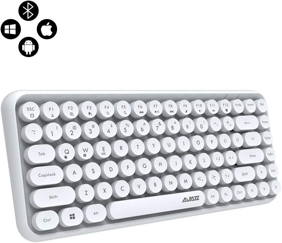 Teclado inalámbrico Bluetooth NACODEX 308I-WCDG