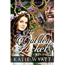 Mail Order Bride: The Golden Locket: Clean Historical Western Romance (Sweet Frontier Cowboys Series Book 4)
