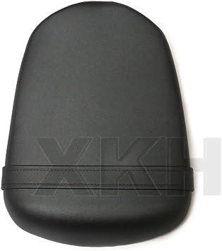 HANSWD Motorcycle Rear Pillion Passenger Seat for SUZUKI GSX-R 600//750 2008 2009 2010