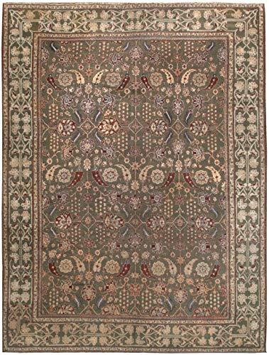 Antique Agra Rug, Circa 1890, 9' x 12'