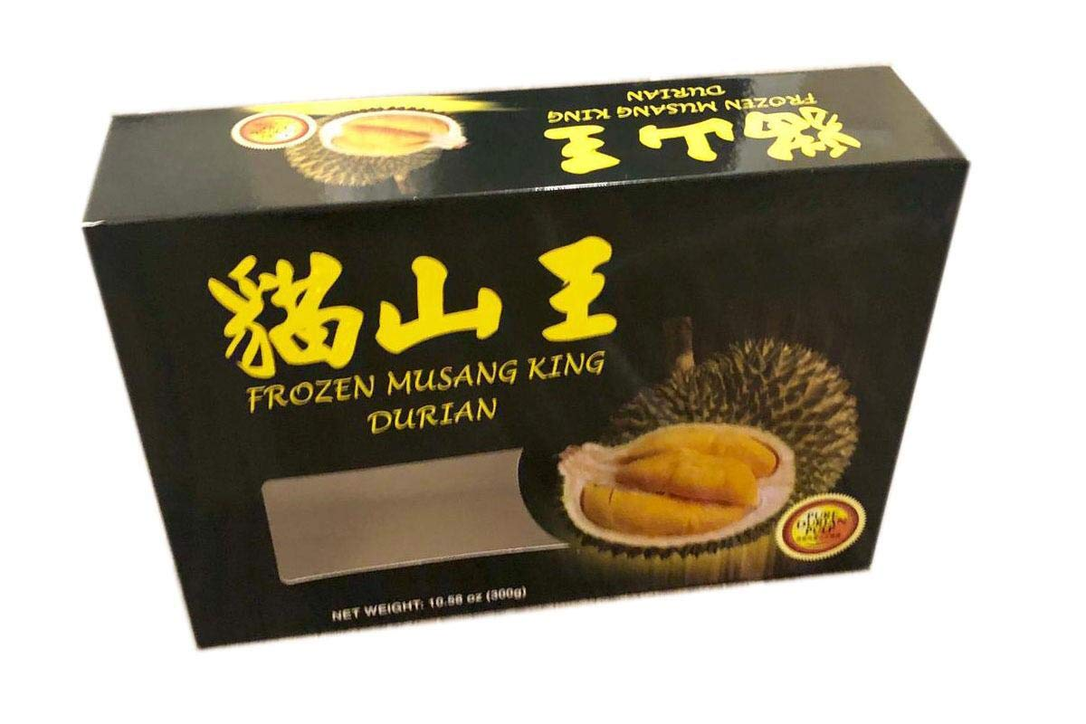 Frozen Musang King Durian - 10.58oz (Pack of 2) by Orange Grocer (Image #2)